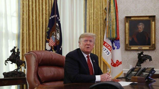 Trump: Çin ile görüşmeleri ben iptal ettim