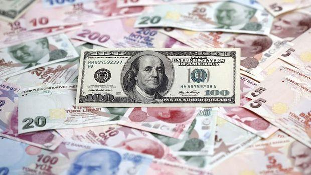 """Dolar/TL """"TCMB"""" sonrasında yükseldi"""