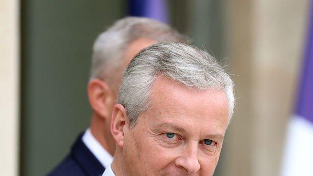 Fransa Ekonomi Bakanı Le Maire: Ekonominin bu yıl yüzde 11 küçüleceği tahminine bağlıyız