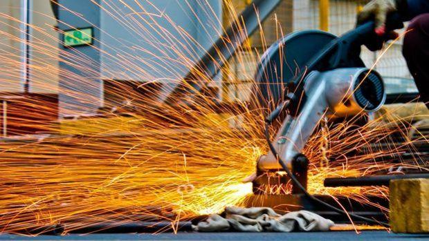 Almanya'nın ham çelik üretimi Temmuz'da yüzde 24,7 düştü