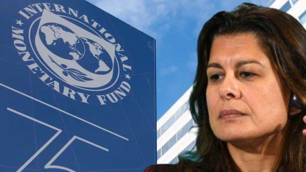 Ceyla Pazarbaşıoğlu'na IMF'den üst düzey görev