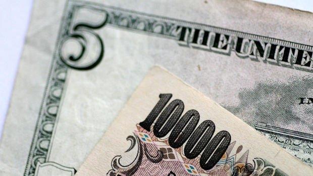 Dolar güvenli varlık talebinin azalmasıyla yen karşısında...