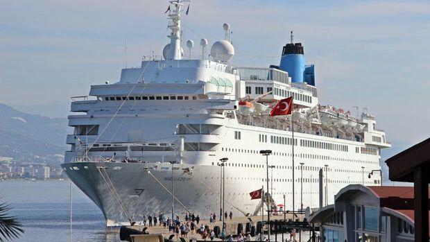 Global Yatırım/Kutman: Dev cruise gemileri rotayı Türkiye'ye çevirdi