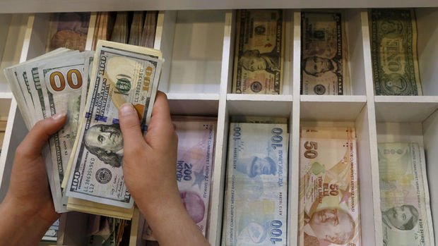 Dolar/TL yatay seyrin ardından hafif yükseldi