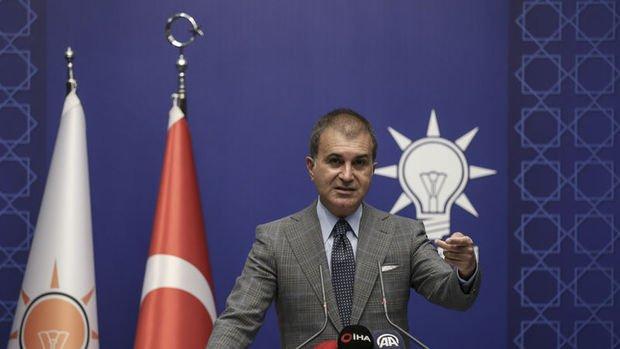AK Parti/Çelik: 'Erdoğan ayrı, Türk halkı ayrı' diyenler tarihi cevaplarını alacaklar
