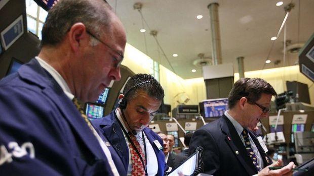 Küresel Piyasalar: ABD hisseleri kazançlarını 2. güne taşıdı, euro