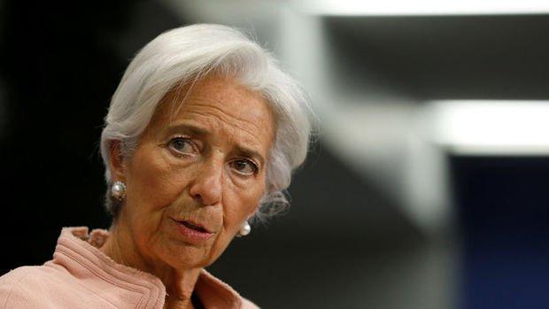Lagarde: Kur hedefimiz yok