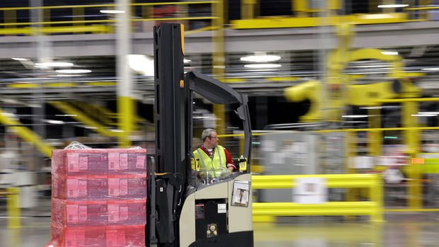 ABD'de toptan eşya stokları Temmuz'da azalırken, satışlar arttı