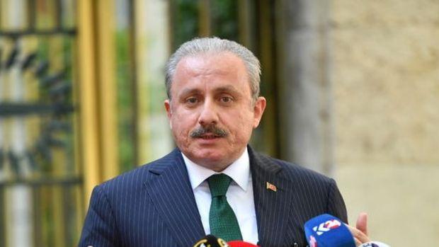 TBMM/Şentop: Fransa'nın rahatsızlığı Türkiye'nin Afrika'da etkin oluşuyla ilgilidir