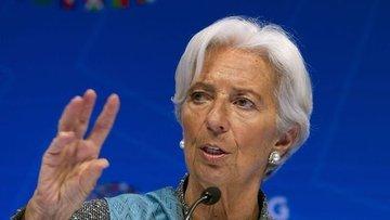 AMB/Lagarde: Eurodaki yükseliş teşviklerin etkisini azalt...