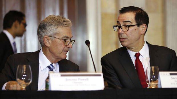 Mnuchin ve Powell 24 Eylül'de Kongre'de konuşacak