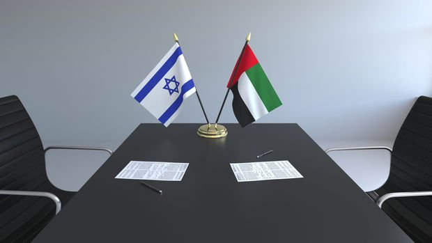 Dubai bankası ile İsrail bankası arasında iş birliği anlaşması imzalandı