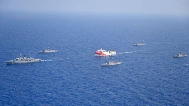 Türkiye Sakız Adası için yeni Navtex ilan etti