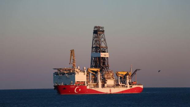 Yavuz Sondaj Gemisi'nin görev süresi 12 Ekim'e kadar uzatıldı
