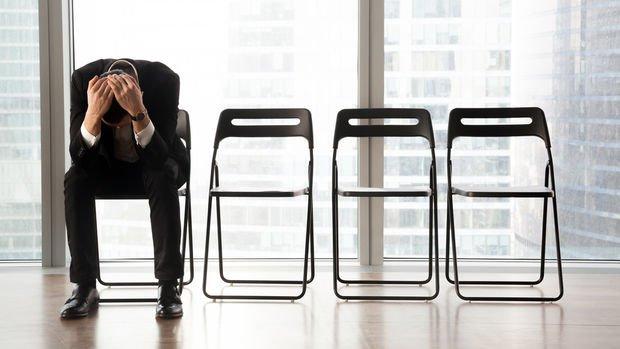 Bankalarda istihdam kaybı 5 yılın en yükseğinde