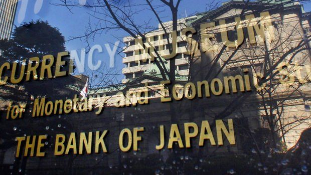 BOJ faizlerde değişikliğe gitmedi ekonomik görünümü yükseltti