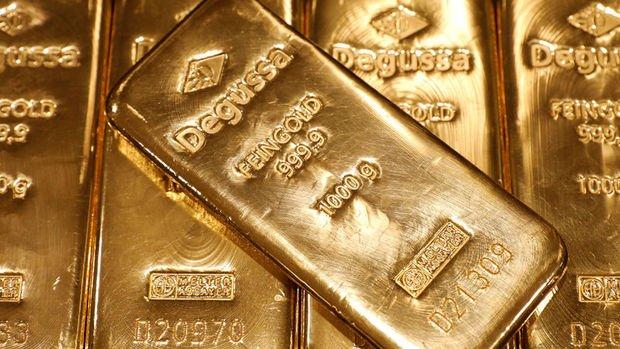 Altın Fed'den gelen sinyallerin ardından düştü