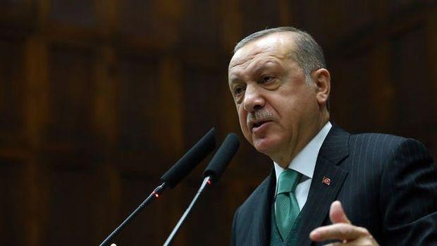 Cumhurbaşkanı Erdoğan'dan Türkiye modeli mesajı