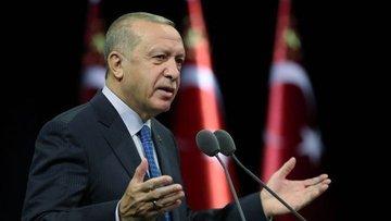Erdoğan: Oruç Reis bakım çalışması bittikten sonra tekrar...