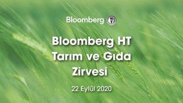 Bloomberg HT 4.Tarım ve Gıda Zirvesi'ni 22 Eylül'de gerçe...