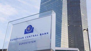 Euro Bölgesi'ndeki fazla likidite üç trilyon euronun üzer...