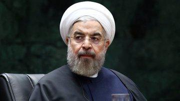 Ruhani: ABD, zorbalıkla muamele ederse bizden kesin bir c...