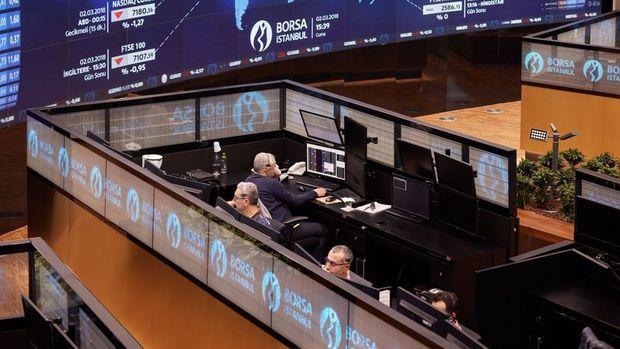 Borsa İstanbul haftanın ilk işlem gününe yatay başladı