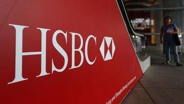 """HSBC hisseleri """"Çin korkusu"""" ile 25 yılın düşüğünü gördü"""