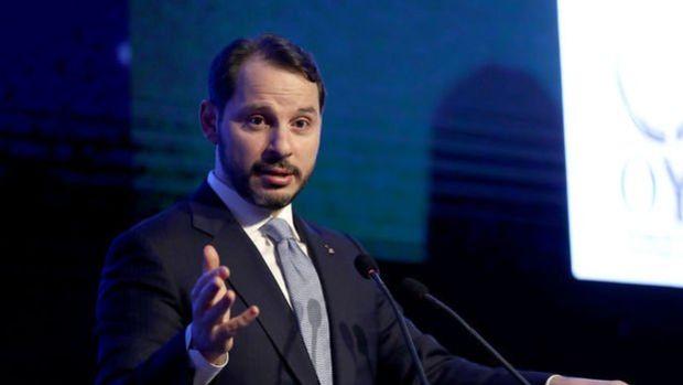Bakan Albayrak: Ekonomi 3. çeyrek için güçlü yükseliş mesajı verdi
