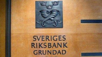 İsveç Merkez Bankası faizi yüzde sıfır seviyesinde tuttu