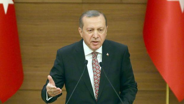 Erdoğan: Aşılar insanlığın ortak istifadesine sunulmalıdır
