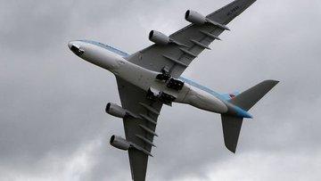 Delta 40 uçağın teslimatının ertelenmesi için Airbus ile ...