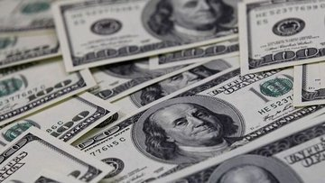 Merkez'in brüt döviz rezervleri 2.1 milyar dolar düştü