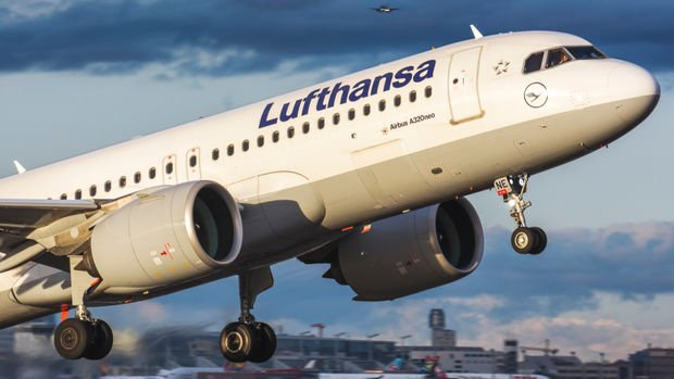 Lufthansa 5 bin kişinin işine daha son verecek