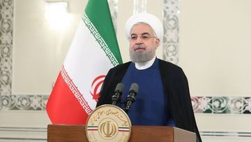 İran/Ruhani: ABD'nin yasa dışı yaptırımları en az 150 mil...
