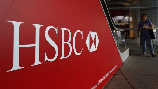 HSBC hisseleri 11 yılın en güçlü gün içi yükselişini kaydetti