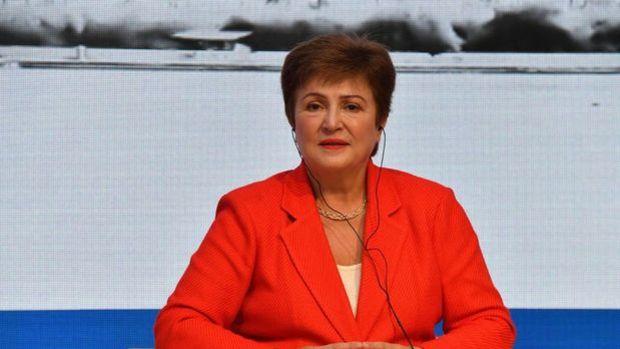 Georgieva: Salgının 12 trilyon dolardan fazla kayba neden olmasını bekliyoruz