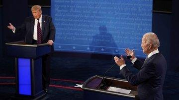 Trump ve Biden'ın ilk münazarasından öne çıkan başlıklar