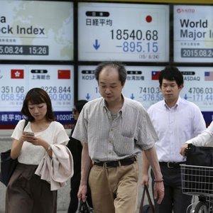 JAPONYA BORSASINDA İŞLEMLER 'TEKNİK BİR SEBEPLE' TÜM GÜN DURDURULDU