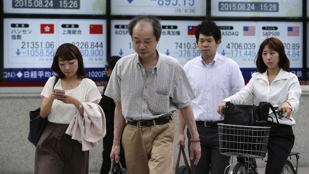 Japonya borsasında işlemler 'teknik bir sebeple' tüm gün durduruldu