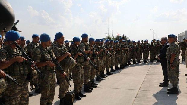 Yurt dışına asker gönderme tezkereleri TBMM'de