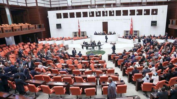 Meclis yeni yasama dönemi için toplandı