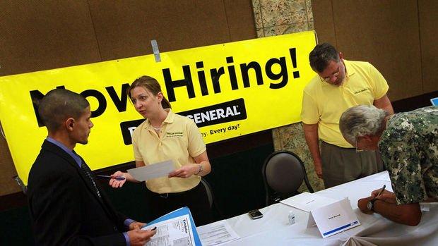 ABD işsizlik maaşı başvuruları beklenenin altında kaldı