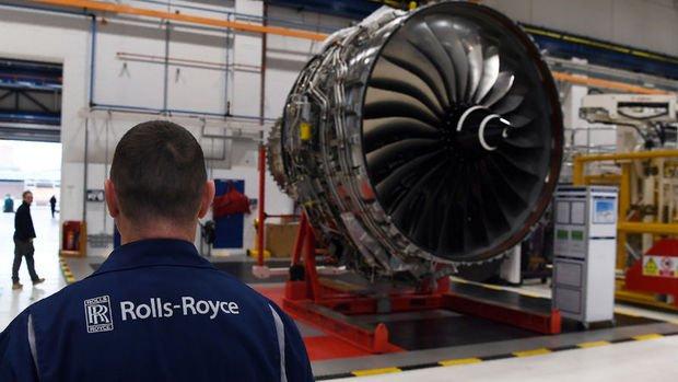 Rolls-Royce 5 milyar sterlinlik pandemi önlem planını açıkladı