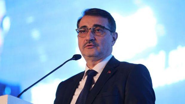 Bakan Dönmez: Akdeniz'deki politikamız daha da güç kazandı