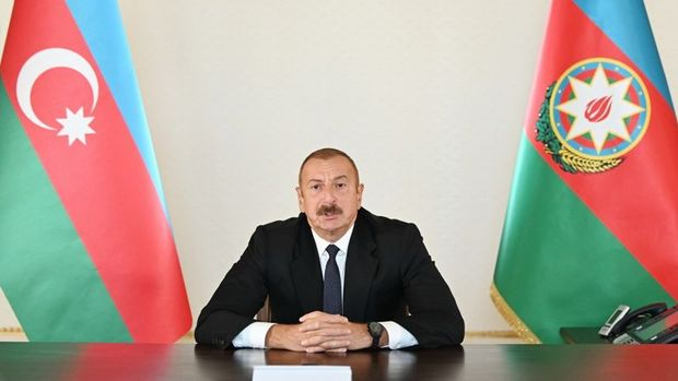 Azerbaycan Cumhurbaşkanı Aliyev: 30 yıl daha bekleyecek vaktimiz yok