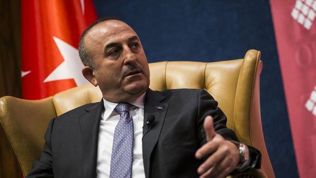 Çavuşoğlu: Ermenistan'ın sivilleri hedef alması savaş suçu