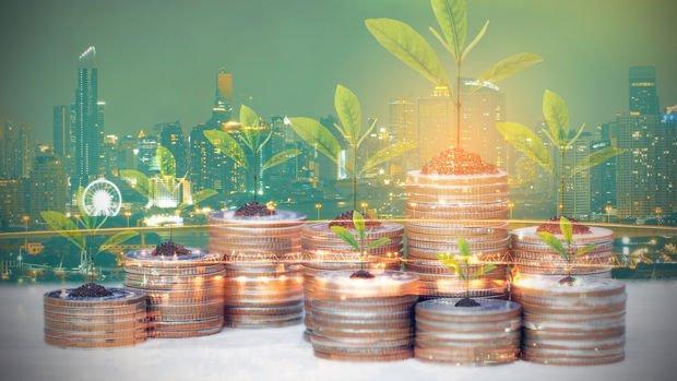 Küresel yeşil tahvil piyasası 1 trilyon doları aştı