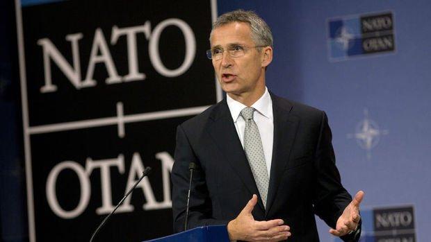 NATO/Stoltenberg: Türkiye çok değer verdiğimiz bir müttefik
