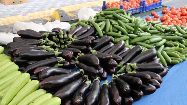 Eylül'de fiyatı en fazla artan ürün patlıcan, en çok düşen limon